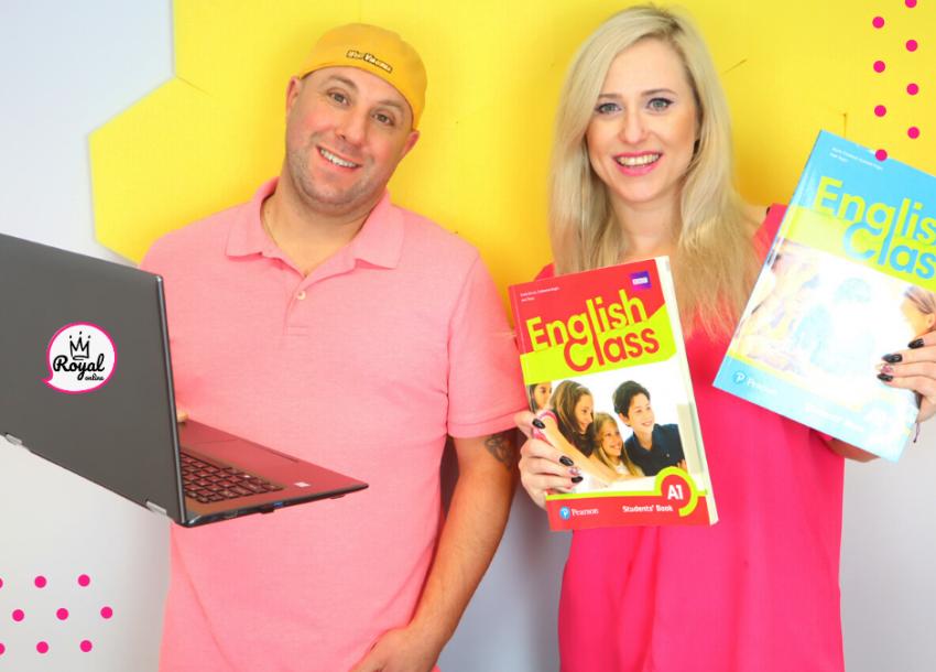 Marta i Todd, lektorzy Royal Online